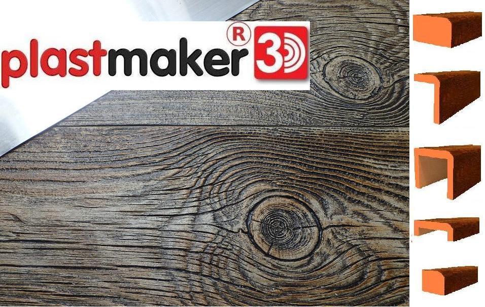 deski elewacyjne imitacja drewna panele drewnopodobne profile styropianowe